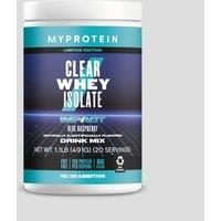 Fitness Mania - Clear Whey Isolate - 20servings - Blue Raspberry