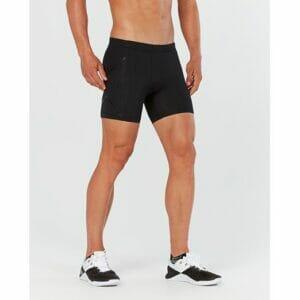 Fitness Mania - 2XU Core Compression 1/2 Shorts Mens
