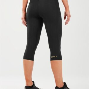 Fitness Mania - 2XU Force Mid Rise Compression 3/4 Tights Womens