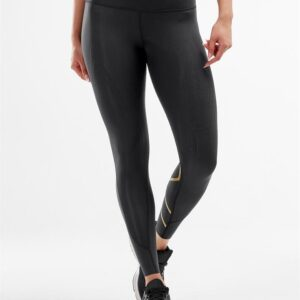 Fitness Mania - 2XU Force Mid Rise Tights Womens