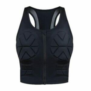Fitness Mania - Zena Z1 Impact Protection Vest - Black
