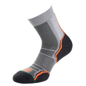 Fitness Mania - 1000 Mile Trail Mens Sports Socks - Twin Pack