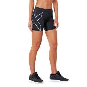 Fitness Mania - 2XU 5 Inch Womens Compression Shorts