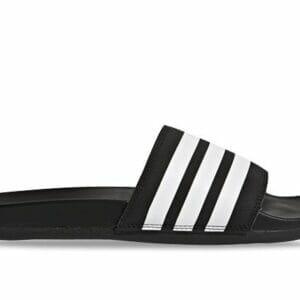 Fitness Mania - Adidas Adilette Comfort Mens Black Cloud White