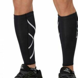 Fitness Mania - 2Xu Compression Calf Guard Black