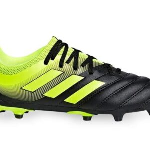 Fitness Mania - Adidas Copa 19.3 Fg (Gs) Kids Core Black Solar Yellow