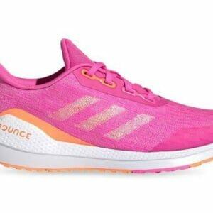 Fitness Mania - Adidas Eq Run (Gs) Kids Pink Orange Cloud White