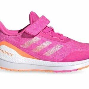 Fitness Mania - Adidas Eq Run (Ps) Kids Pink Orange Cloud White