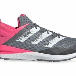 Fitness Mania - Adidas Faito (Gs) Kids Grey Three Cloud White Solar Pink