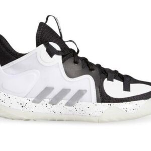 Fitness Mania - Adidas Harden Stepback 2 (Gs) Kids Core Black Silver Metallic Cloud White