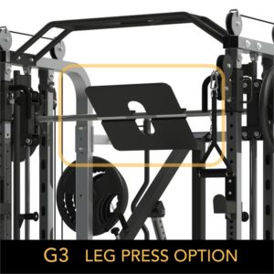 Fitness Mania - Force USA G3™ All-In-One Trainer Leg Press Attachment