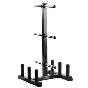 Fitness Mania - Force USA Olympic and Bumper Weight Plate Tree