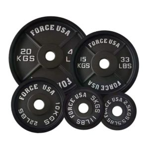 Fitness Mania - Force USA Steel Weight Plates (Sold individually)