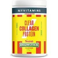 Fitness Mania - Clear Collagen — Drumstick (Swizzels) - 420g - Drumstick