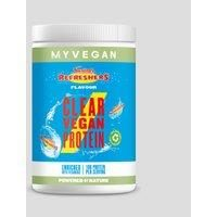 Fitness Mania - Clear Vegan Protein - 10servings - Swizzels - Refreshers