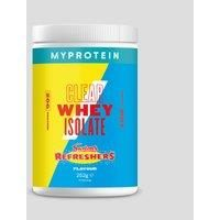 Fitness Mania - Clear Whey Isolate - 10servings - Swizzels - Refreshers